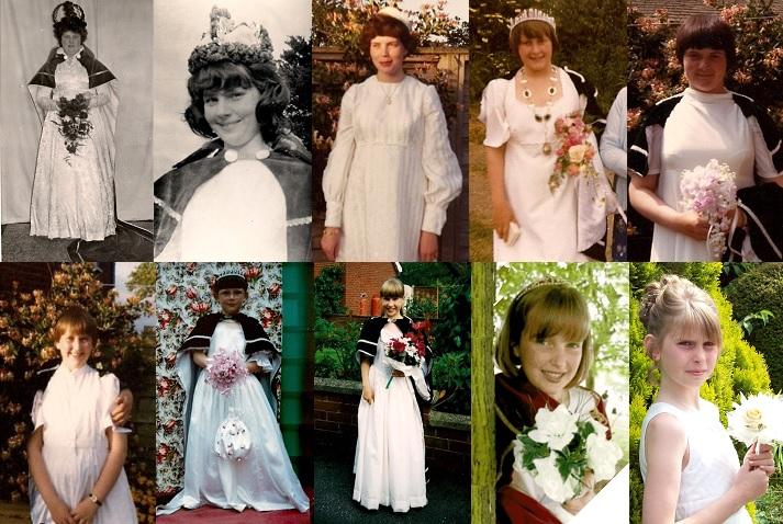 10 rose queens